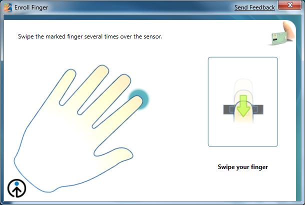 Lenovo T61 Biometric Device on Windows 7 | Chris's Blog