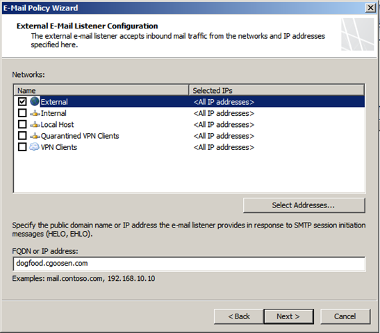 Securing Exchange 2010 with Forefront Threat Management Gateway (TMG
