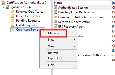 Using a certificate to encrypt credentials in automated